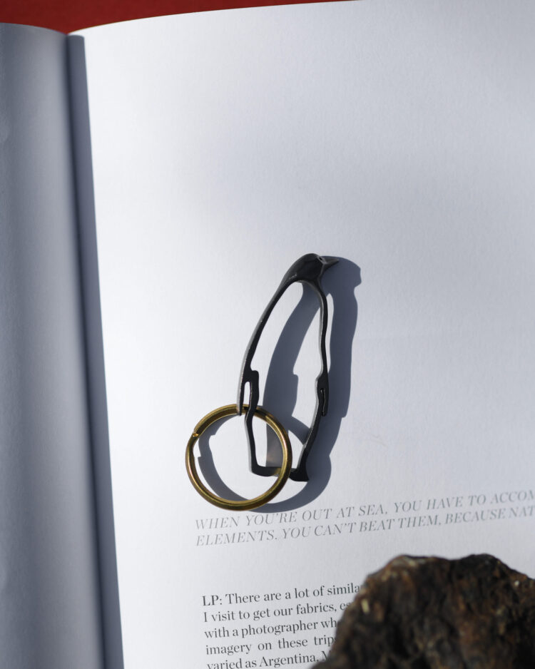 ペンギンのキーホルダー/Penguin Keychain