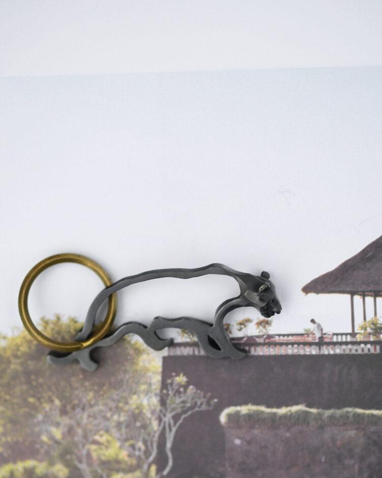 トラのキーホルダー/Tiger Keychain