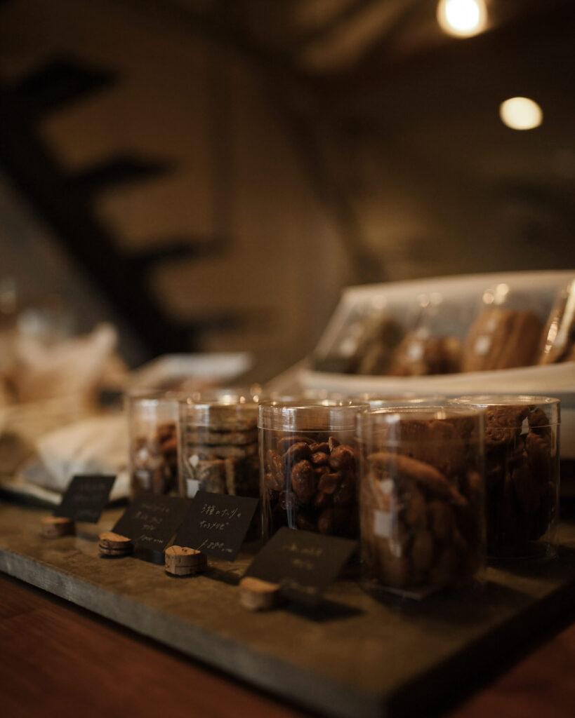 Gemellivoの焼き菓子