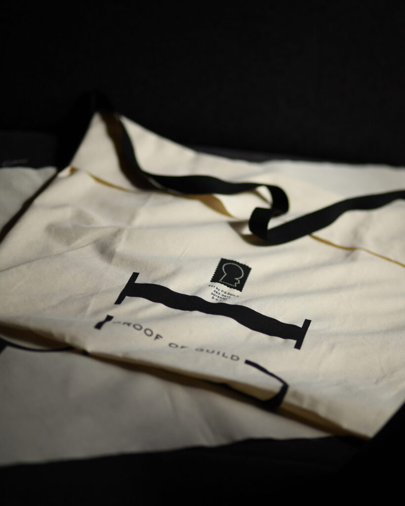 SUI by PROOF OF GUILD SHOPPING BAG