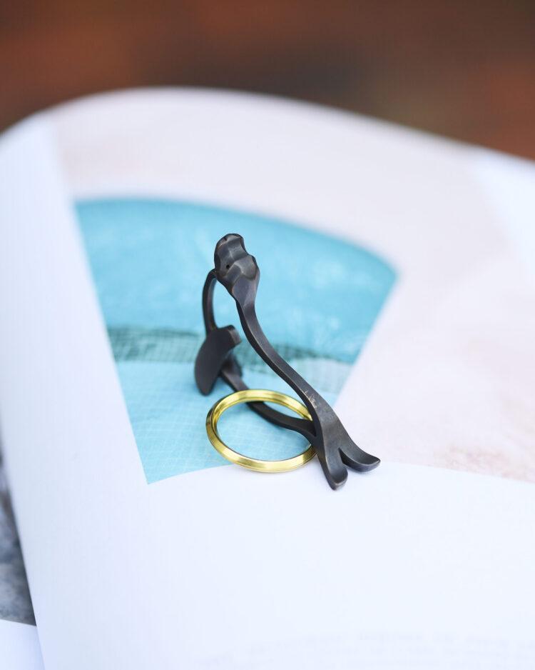 sea lion keychain アシカのキーホルダー