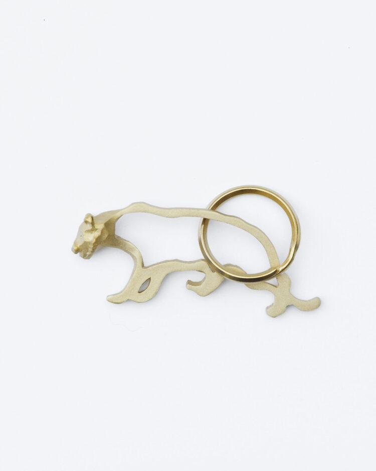 Tiger keychain トラのキーホルダー