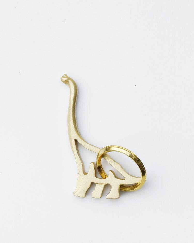Brachiosaurus keychain ブラキオサウルスのキーホルダー