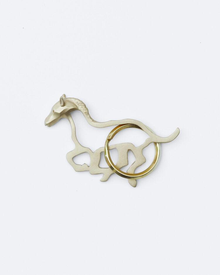 Horse Keyring 馬のキーリング
