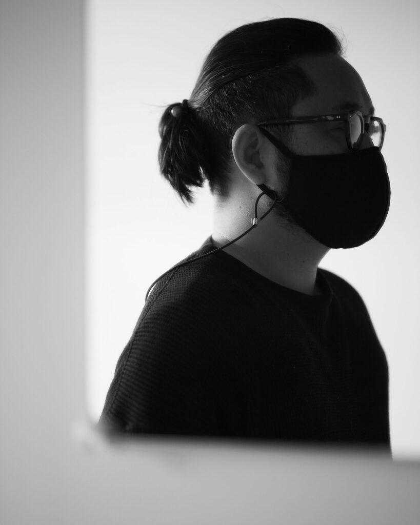Mask Holder マスクホルダー