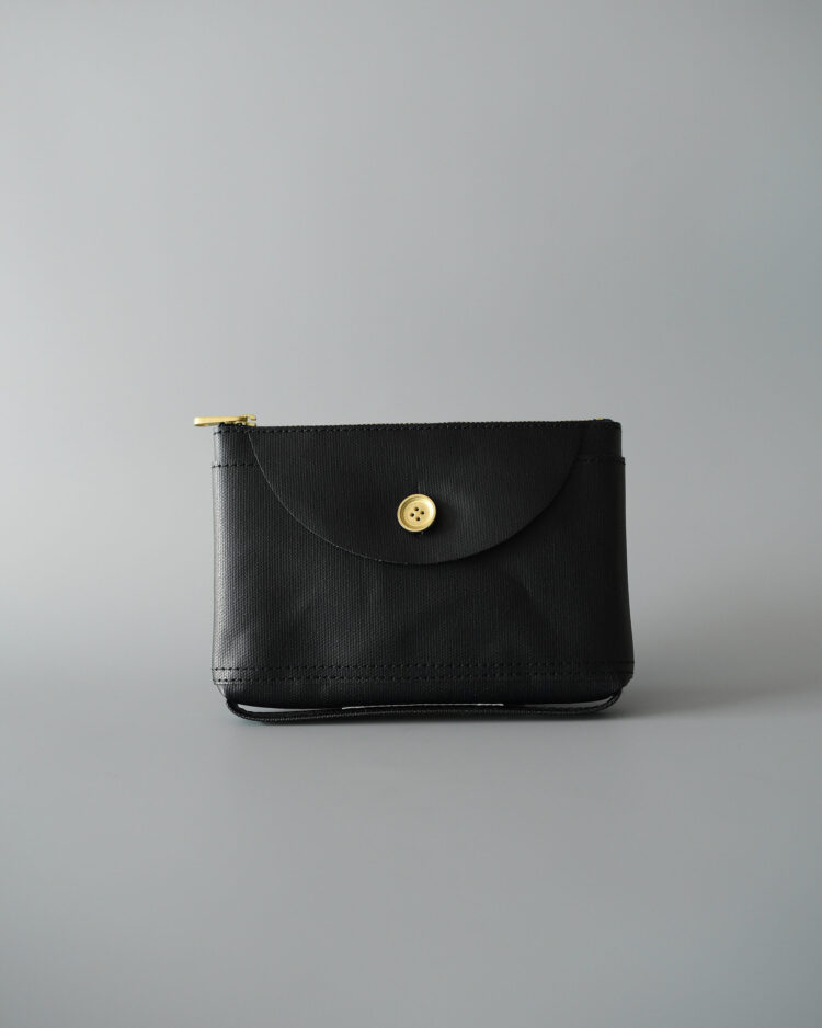 flap pouch / フラップポーチ