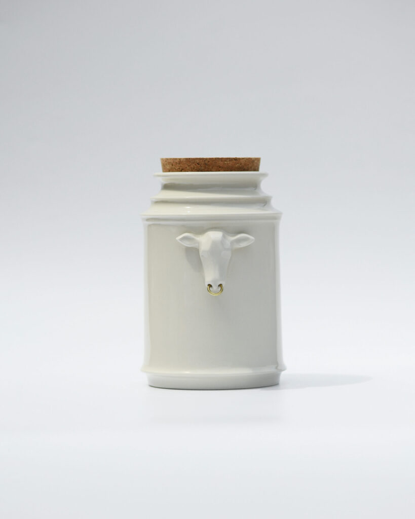 cow canister